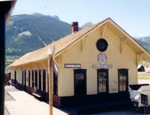 Sierra Scale Models Gallery Silverton Station