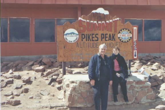 Pikes Peak Coffee >> Sierra Scale Models Gallery - Photographs of Pikes Peak Cog Railroad